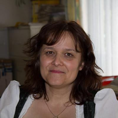 Portrait von Elfriede Trimmel