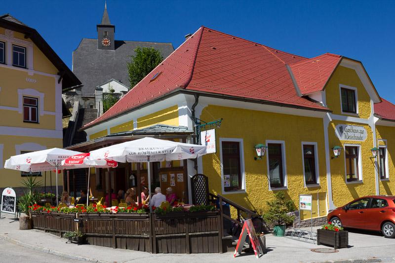 Abbildung Gasthaus Mohr