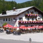 Aufnahme des Gasthof Kalte Kuchl