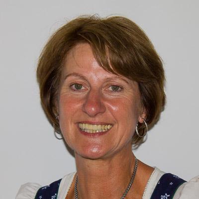 Portrait von Heidemarie Teveli