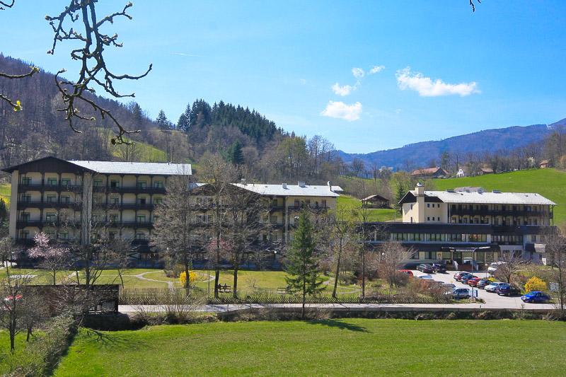 Ansicht Kurhotel Salzerbad