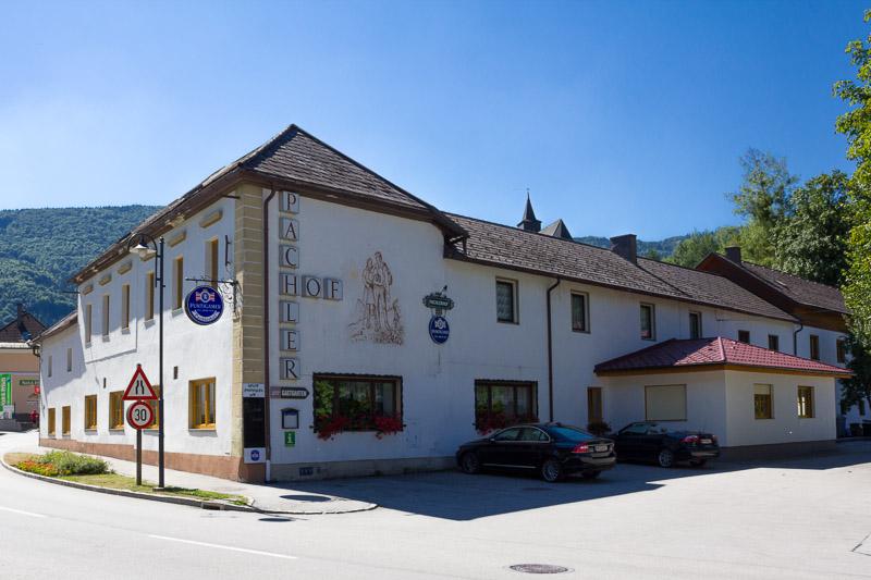 Abbildung Gasthaus Pachlerhof