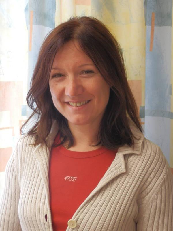 Portrait von Christine Pertl