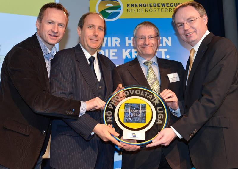 NÖ Photovoltaik Liga 2013