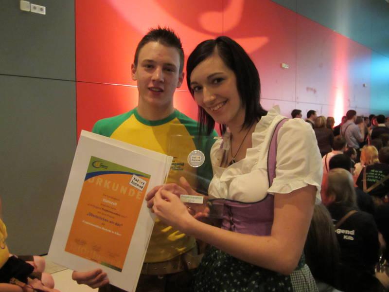 Gewinner des Projektmarathons