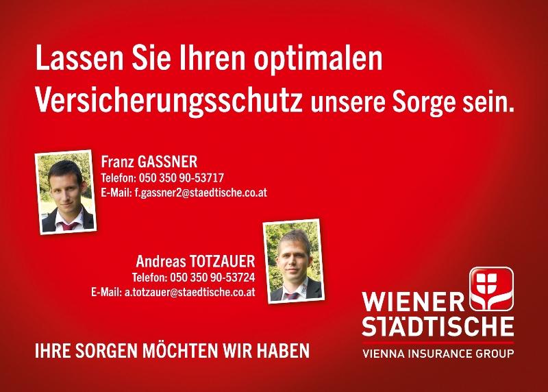 Werbung Wiener Städtische